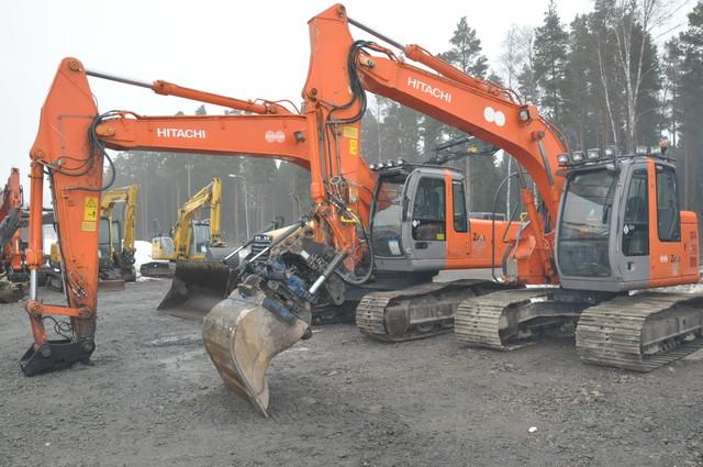 Länne Konepalvelu on tehnyt maansiirtokonekauppaa jo vuodesta 1985 lähtien.