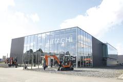 Hitachin Amsterdamin tehtaan yhteydessä sijaitseva koulutus- ja testikeskus