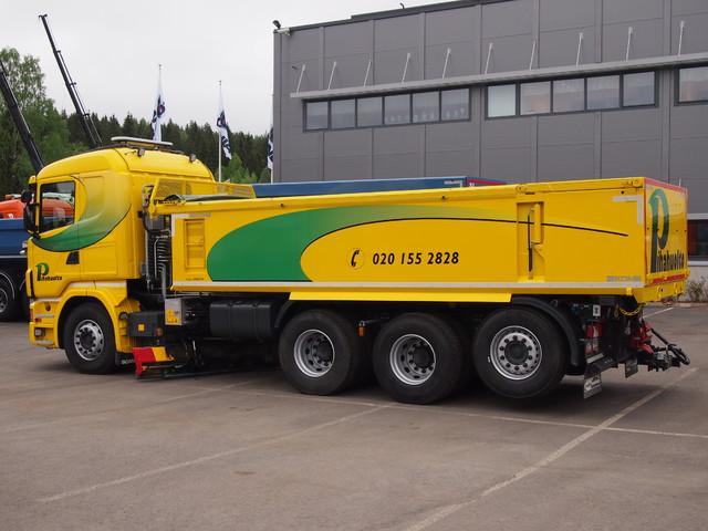 Scania Kalustonäyttely 2013 Jyväskylä