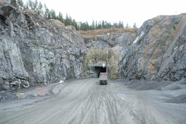 Jokisivun kultakaivos Huittisissa
