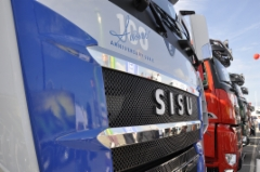 PowerTruckShow2017 - Sisu Suomi 100v