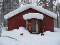 Lumitalkoot talvella 2005