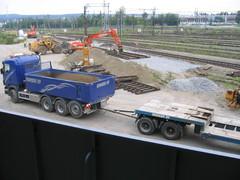 Tampere, Perkiön ratapiha 2005