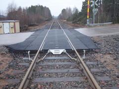 Tasoristeyskansien uusiminen 2009, Etelä-Suomi