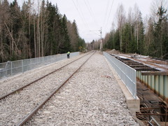 Kokemäki, Köysikosken ratasilta