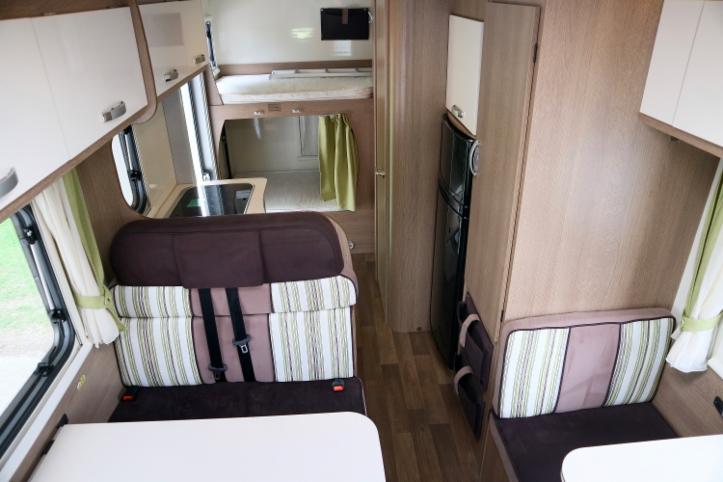 Asuntoauto Sisältä