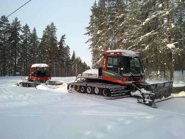 Latukone7, Koneurakointi M Ikonen Oy
