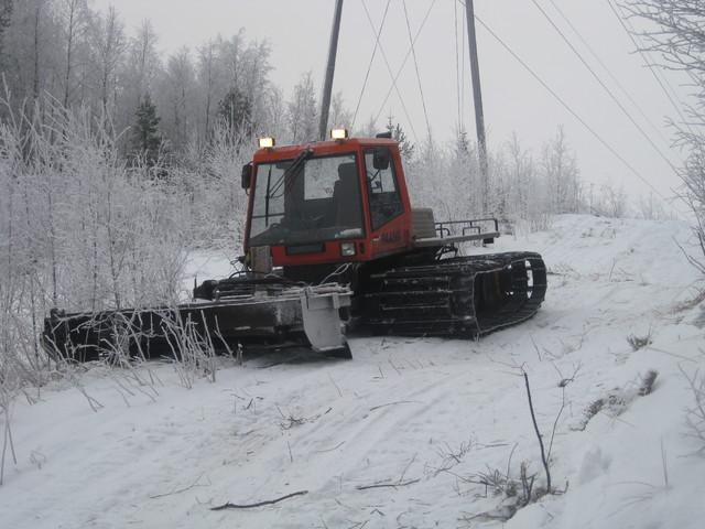 latukone16, Koneurakointi M Ikonen Oy