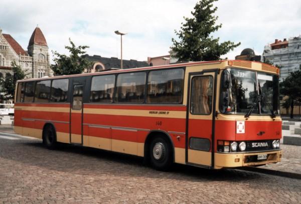 käytetyt linja autot Laitila