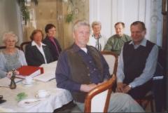 2005 Korhosten sukuseuran hallitus