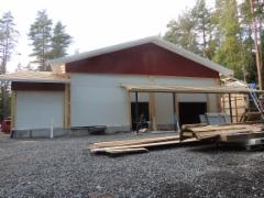 Uusi lahtivaja valmistumassa, 2015