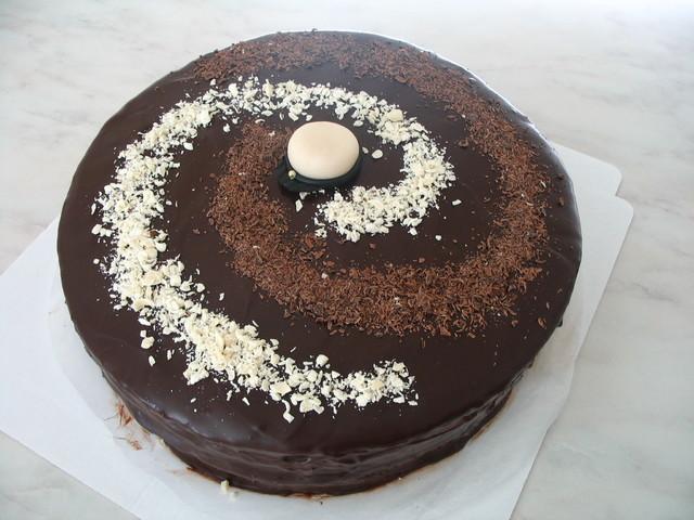 Suklaakakku (ylioppilas)