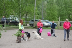 BIS 4 Roxy ja Janette, BIS 5 Simba ja Christa