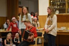 Talent Jenny, Aino ja Anna musiikkiesitys