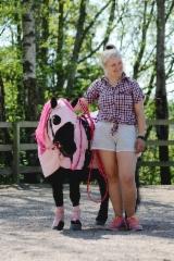 Pinkie pie (Kristalli) ja Christa