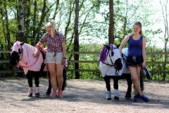 Pinkie pie (Kristalli) ja Christa & Twilight Sparkle (Emma) ja Janette
