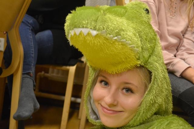 Krokotiili Sara