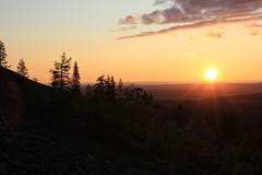 Keskiyön aurinko / The midnight sun