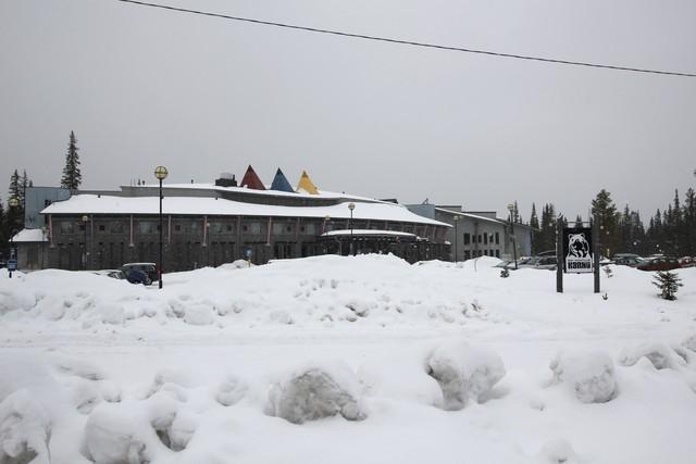 Hotelli Luostotunturi