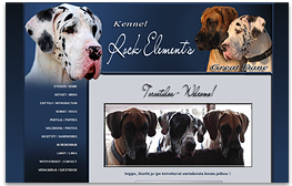 Kennel Rock Elements
