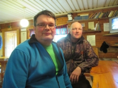 Jarmo ja Antti