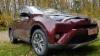 OK-Auto Äänekoski sponsoroi koetta antamalla kokeen ajaksi käytöön Hybridi Toyota RAV:n