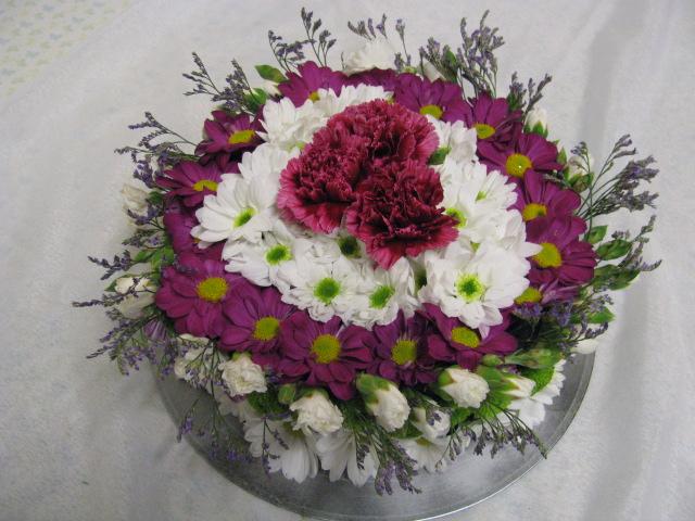 Kukkakakku 1