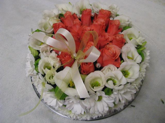Kukkakakku 3