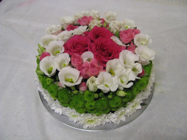 Kukkakakku 5