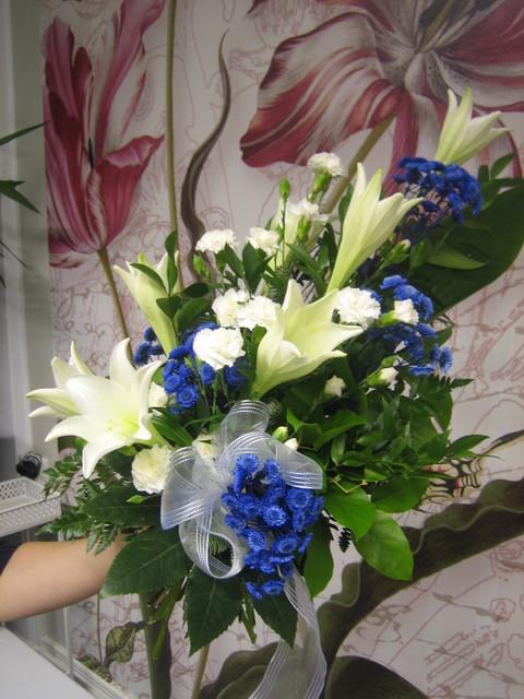 Surukimppu lilja-krysanteemi