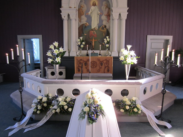 Surukokonaisuus kirkko