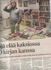 Myyntitapahtumani Porissa 4.-7. 11. 2010 (SK 8.11.2010)