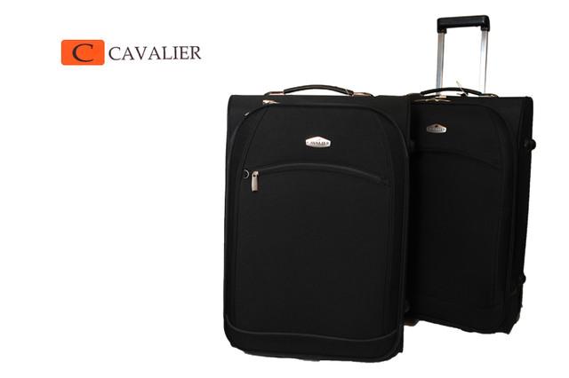 cavalier_matkalaukku_musta