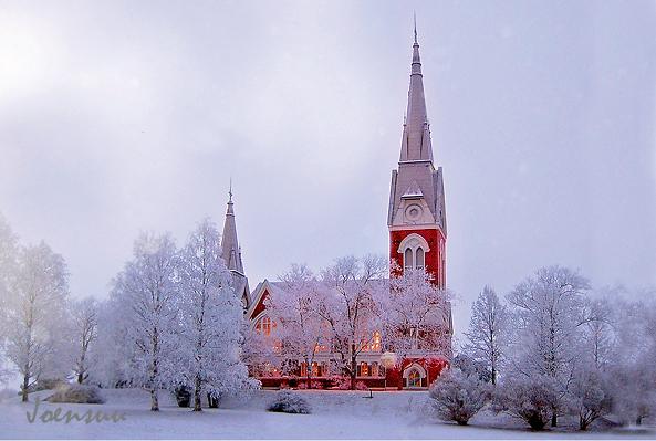 K089 Joensuun Ev.Lut.kirkko