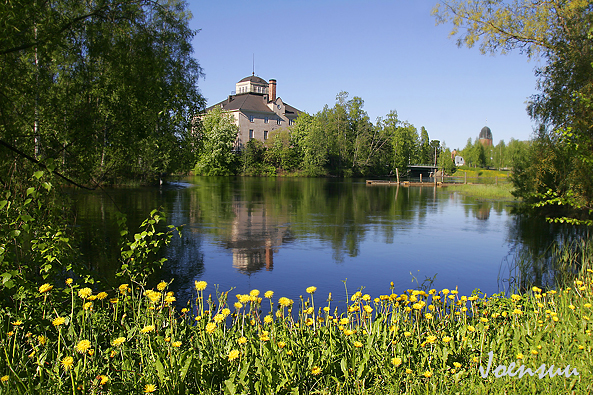 K097 Pielisjoen linna