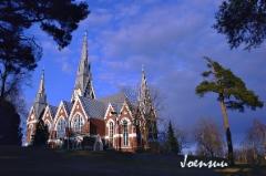 K099 Joensuun Ev.Lut.kirkko