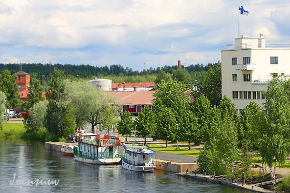 K124 Joensuu Penttilanranta