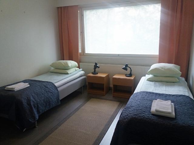 kalustettu_asunto_kolmio_pihlajamaki_makuuhuone