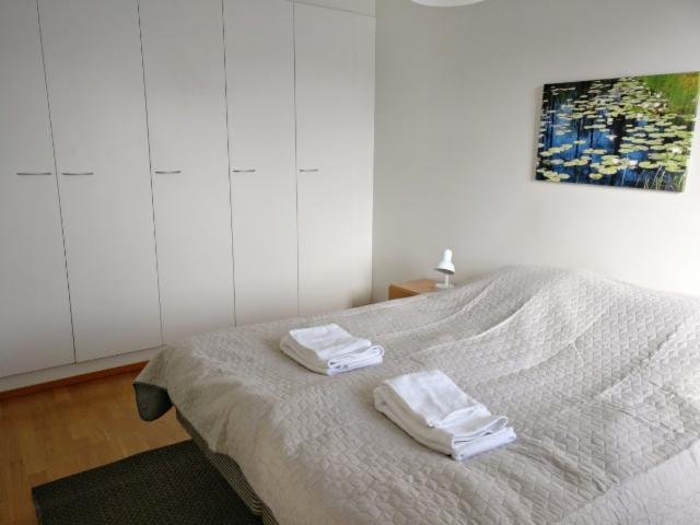 kalustettu_asunto_kaksio_vuosaari_makuuhuone