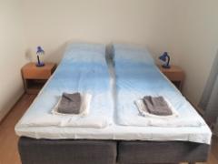 kalustettu_asunto_kolmio_vantaa_makuuhuone
