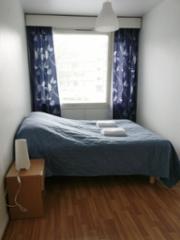 kalustettu_asunto_kaksio_porvoo_makuuhuone