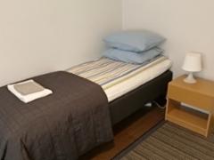 kalustettu_asunto_kolmio_tuusula_makuuhuone