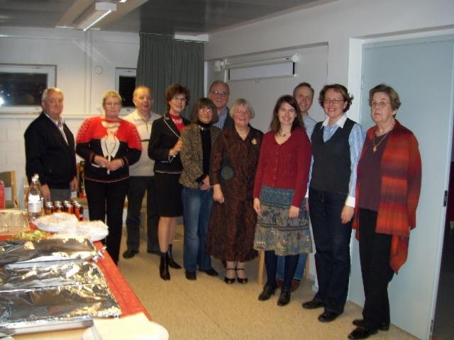 Johtokuntaa 2009