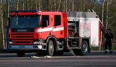 HS711 pelastusauto