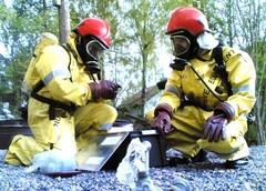 Vaaralliset aineet, vuodonpaikkaus