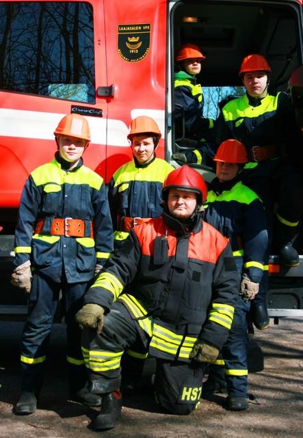 nuoriso-osaston 24h harjoitus 25.4.2009