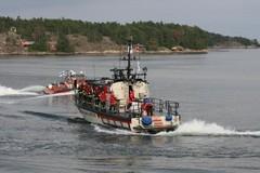 Vesitykkiharjoitus HSM71:dellä