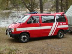 HS771 miehistöauto