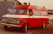 Miehistöauto Chevrolet