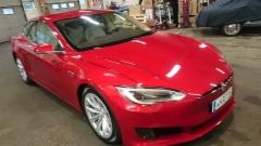 Tesla model s zen xero pinnoite